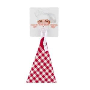 Wieszak z przyssawkami Static-Loc Chef, do 8 kg