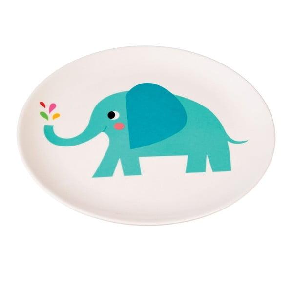 Talerz Rex London Elvis The Elephant