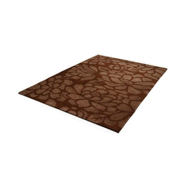 Dywan Frisse 120x180 cm, czekoladowy