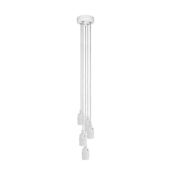 Lampa BI z pięcioma kablami white/white/white