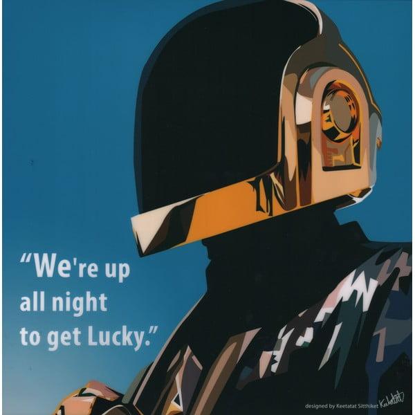 "Obraz ""Daft Punk"""