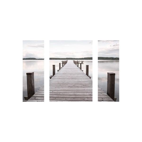 Samoprzylepne obrazy Molo