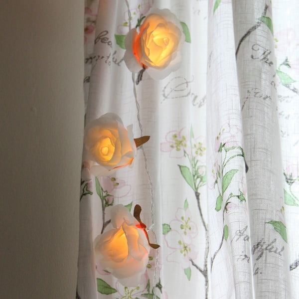 Girlanda świetlna Best Season Roses, 8 lampek