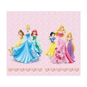 Foto zasłona AG Design Disney Królewny VII, 160x180cm