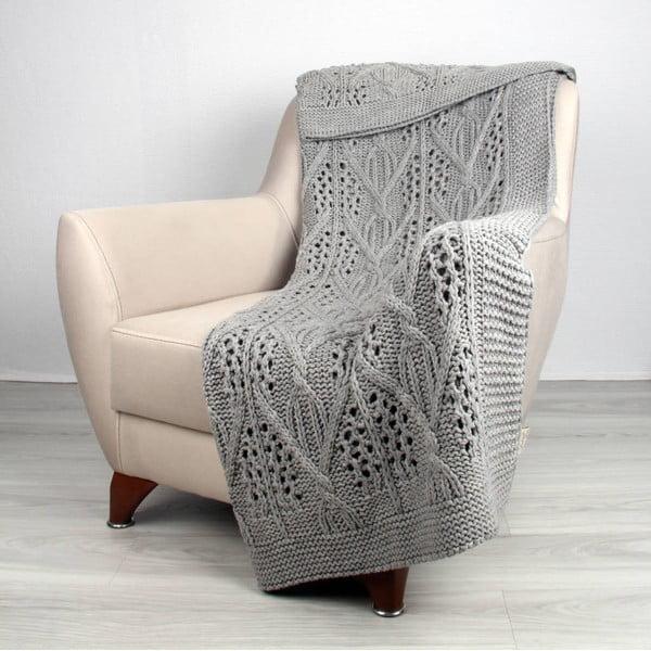 Koc Tuti Grey, 130x170 cm