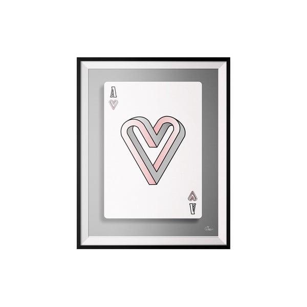 Plakat Ace, 40x50 cm
