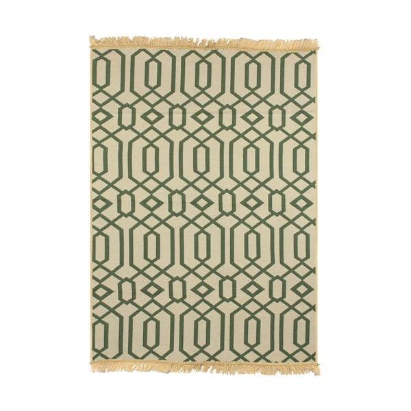Zielony dywan Ya Rugs Kenar, 80x150cm