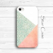 Etui na iPhone 4/4S Coral Trio