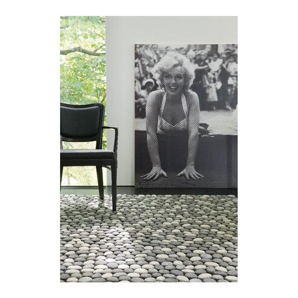 Wełniany dywan Valeria, 60x120 cm