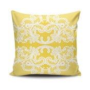 Poduszka z domieszką bawełny Cushion Love Amarillo, 45x45 cm