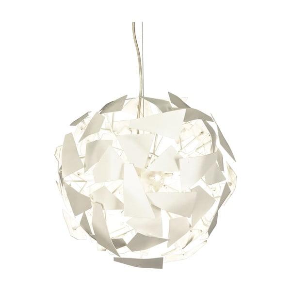 Biała lampa wisząca Scan Lamps Split