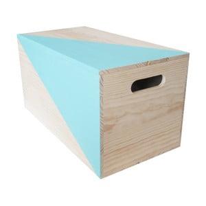 Pudełko Nordic Blanco, 52x27x27 cm