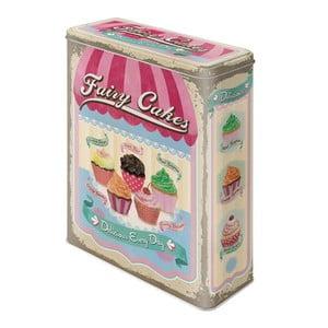 Blaszana puszka Fairy Cakes, rozmiar XL