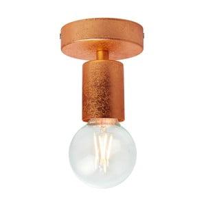 Lampa sufitowa w kolorze miedzi Bulb Attack Cero Lungo