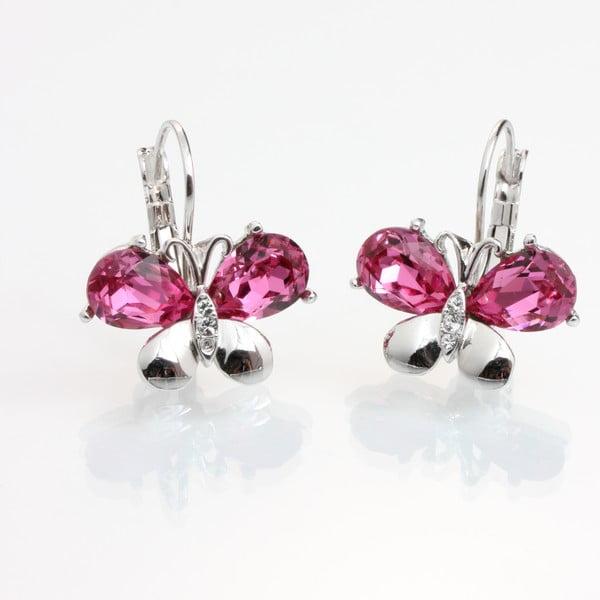 Kolczyki z kryształami Swarovski Elements Laura Bruni Claudine