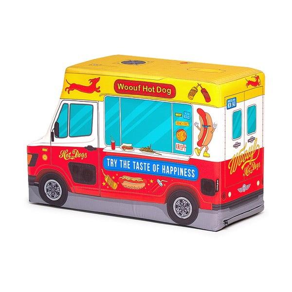Puf Hot Dog Truck