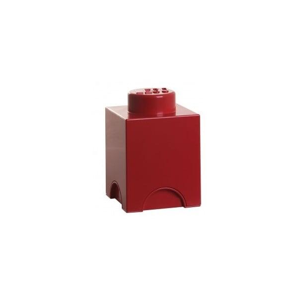 Czerwony mały pojemnik LEGO®