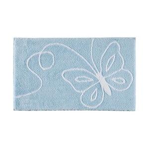 Dywanik łazienkowy Patara Blue, 60x100 cm