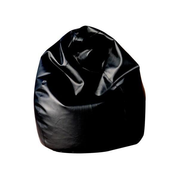 Czarny worek do siedzenia 13Casa Dea