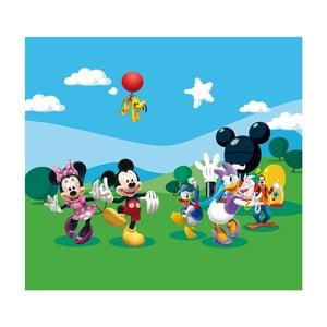 Foto zasłona AG Design Mickey Mouse, 160x180cm