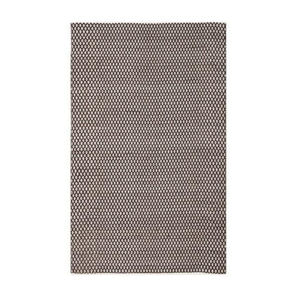 Dywan Nantucket 152x243 cm, brązowy