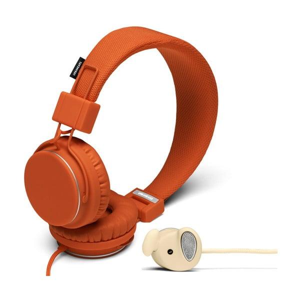 Słuchawki Plattan Rust + słuchawki Medis Cream GRATIS