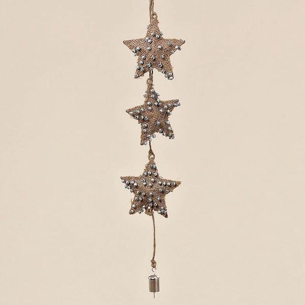 Dekoracja wisząca Star Winter, 60 cm