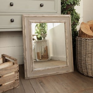 Lustro Shabby Grey Antique