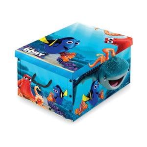 Pudełko na zabawki Domopak Dory, 24x39cm