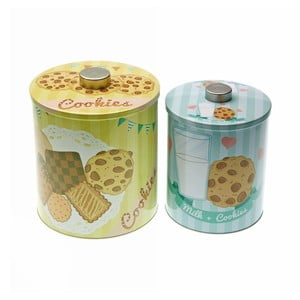 Zestaw 2  pojemników Versa Cookie Time