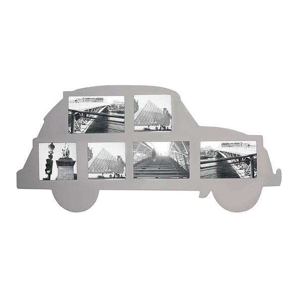 Ramka na zdjęcia Silver Car