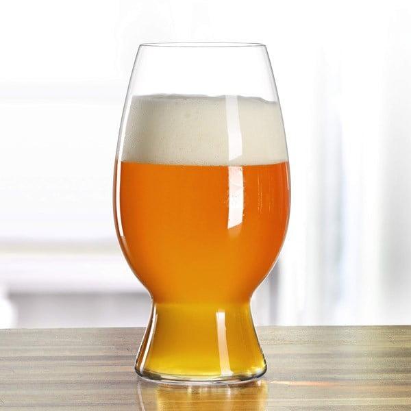 Zestaw 4 szklanek do piwa American Wheat