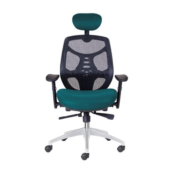 Krzesło biurowe Norton XL, niebieskie