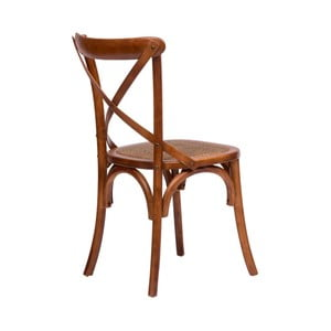 Krzesło drewniane Biscottini Melda