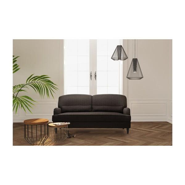 Brązowa 3-osobowa sofa Jalouse Maison Bella