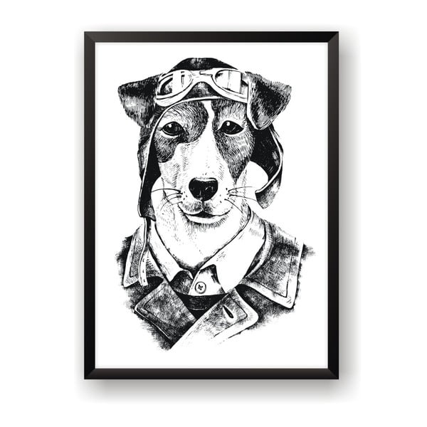 Plakat Nord & Co Aviator, 21 x 29 cm