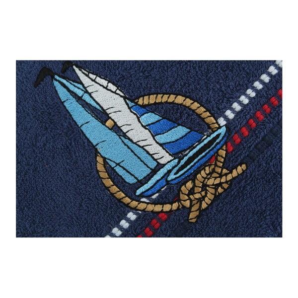 Zestaw 2 ręczników Marina Dark Yelken, 50x90 cm