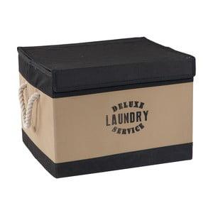 Komplet 3 pudełek Laundry Deluxe