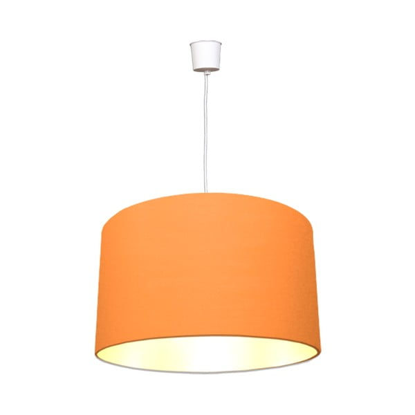 Lampa sufitowa White Inside One Orange