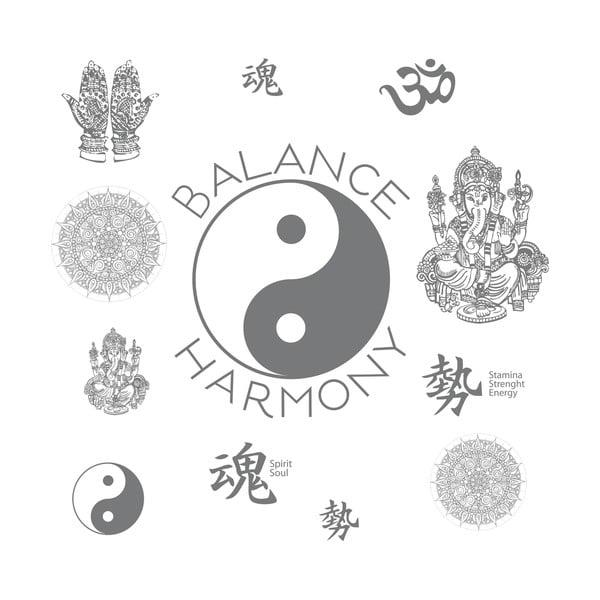 Naklejka dekoracyjna Eurographic Balance Harmony