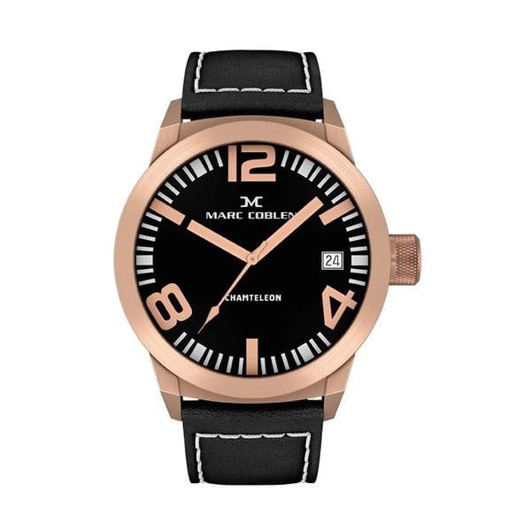 Zegarek damski Marc Coblen z dodatkowym paskiem i obręczą P80