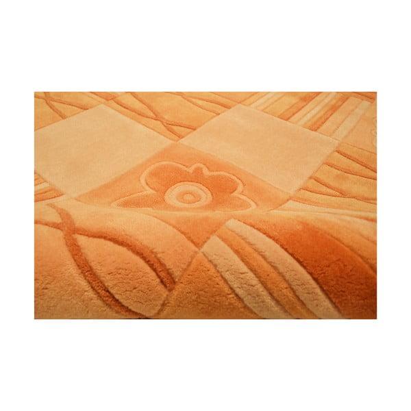 Dywan ręcznie tkany Calypso, 120x180 cm, wanilia
