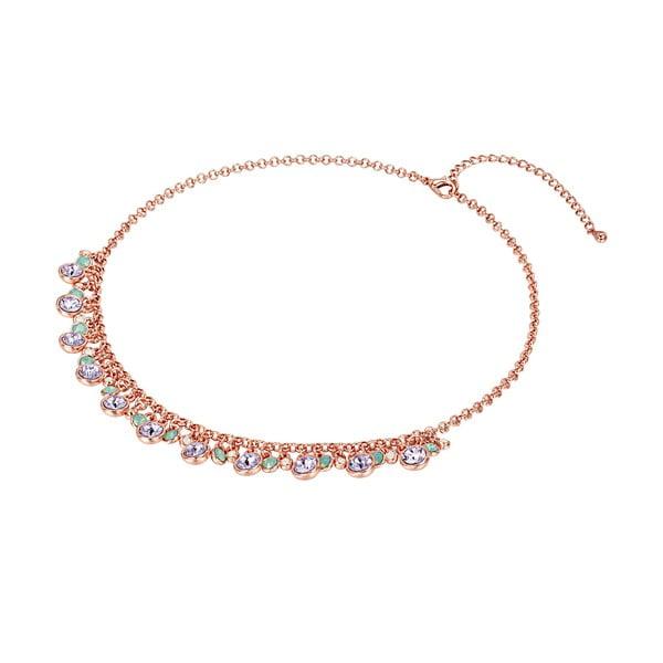 Naszyjnik z kryształami Swarovski Lilly & Chloe Signoris
