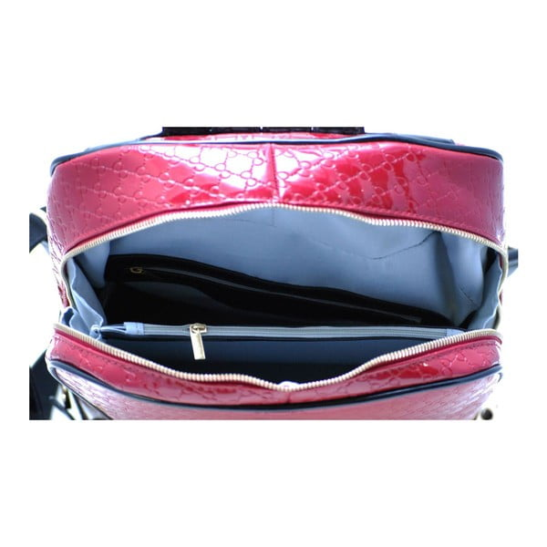 Skórzany plecak Sandy Red