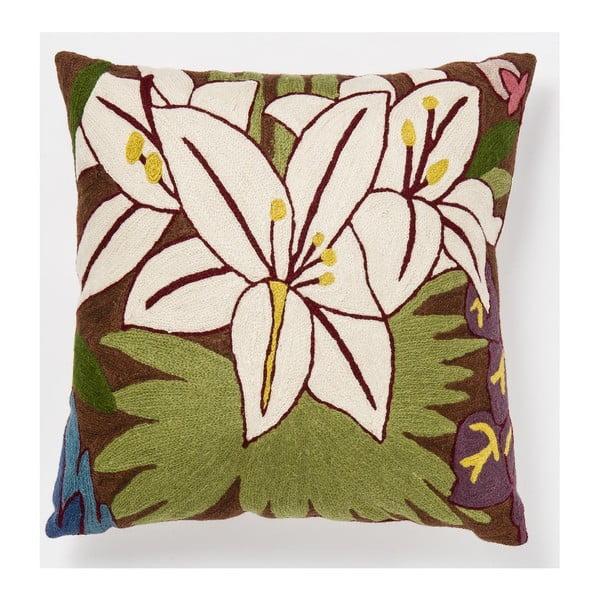 Poszewka na poduszkę English Garden Lily, 45x45 cm