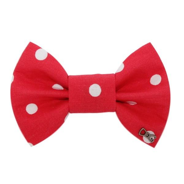 Mucha dla psa Funky Dog Bow Ties, roz. S, czerwona w grochy