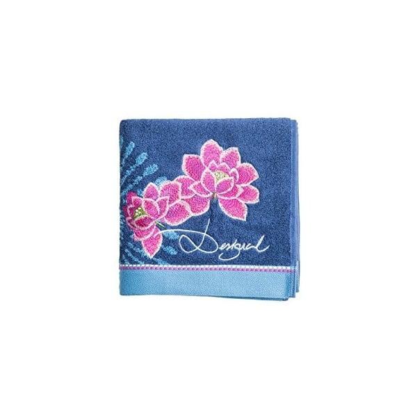 Ręcznik DESIGUAL Hands Denim, 50x100 cm