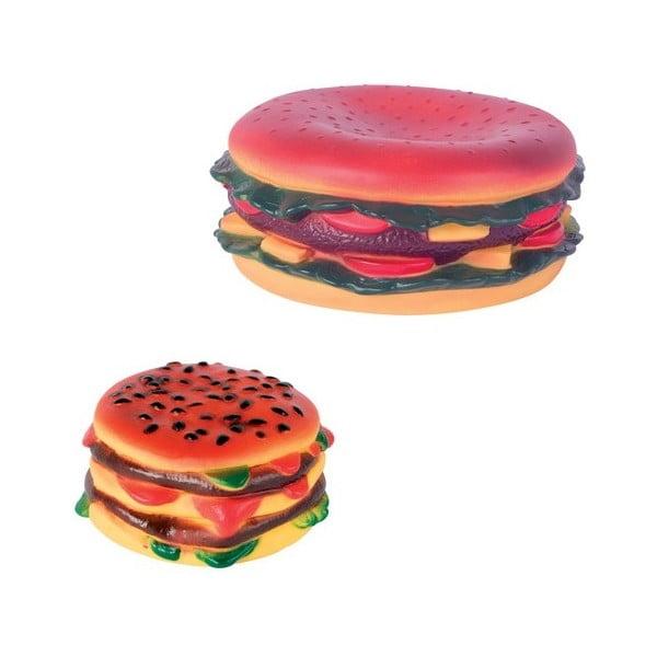 Zabawka dla psa Hamburger