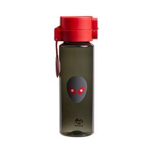 Czarna butelka na wodę TINC Allien