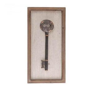 Dekoracja naścienna Key I, 20x40 cm